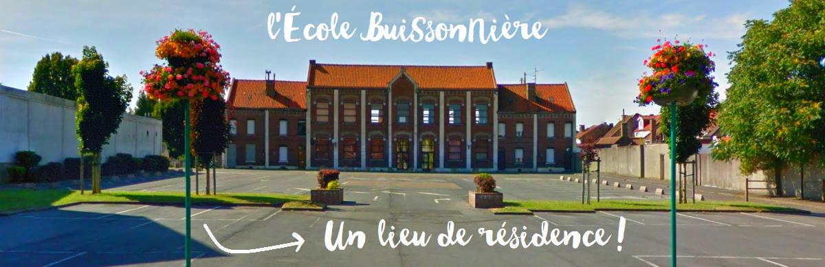 L'École Buissonnière, un lieu de résidence