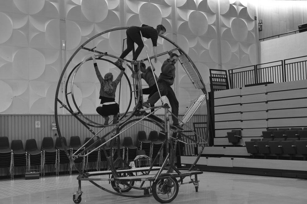 L'odyssée- Cirque du Bout du Monde