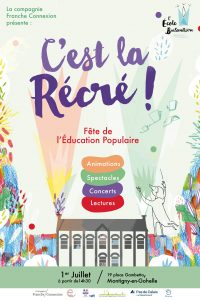 C'est la Récré ! @ L'École Buissonnière  | Montigny-en-Gohelle | Hauts-de-France | France