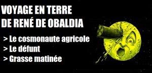 Voyage en terre de René de Obaldia @ L'École Buissonnière | Montigny-en-Gohelle | Hauts-de-France | France